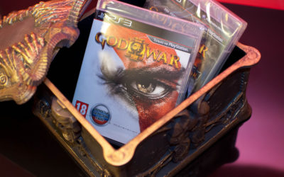 God of War : jeu vidéo et application