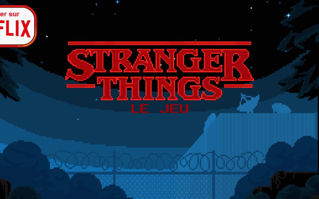 Jeux vidéo : Stranger Things, le nouveau Zelda