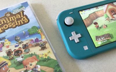 Animal Crossing est-il un jeu vidéo adapté aux enfants ?